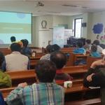 노숙인 대상 '행복한 동행' 경제교육 프로그램 시행