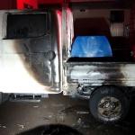 제주, 고등학생들 '불장난' 환경미화 트럭 화재...1명 부상
