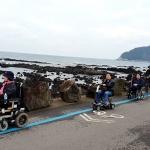 서귀포시장애인자립생활센터, 올레길 탐방 행사