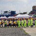 제주적십자사, 2019 재난구호종합훈련