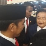 제주도의회 김태석 의장, 인도네시아 대통령 취임식 참석