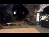 동굴속 카페...